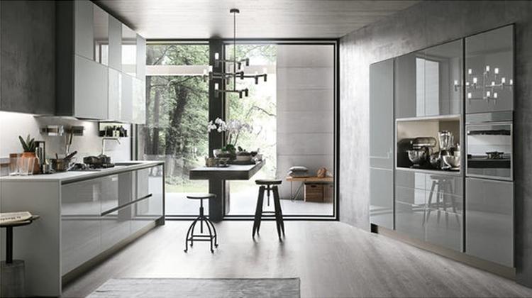 Σχέδια για κουζίνες μοντέρνες και τα βασικά χαρακτηριστικά