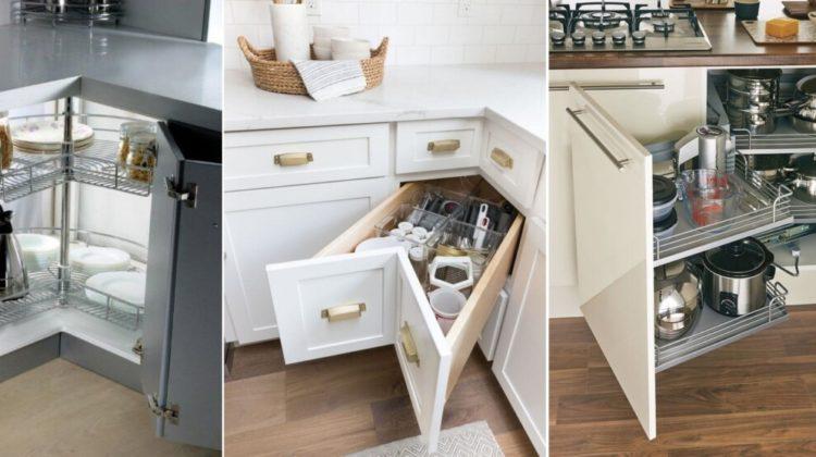 6 Tips για μικρές κουζίνες.