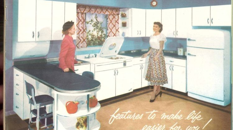 Η ιστορία της κουζίνας.